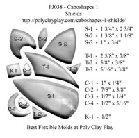 Caboshapes 1 - Shields