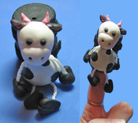 Poly Puppets - Cow
