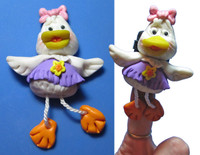 Poly Puppets - Duck