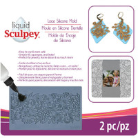 Sculpey Mold - Lace