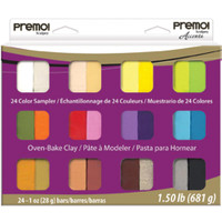 Sculpey and Premo! Clay Samplers Multipacks