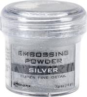 Ranger Super Fine Silver Embossing Powder