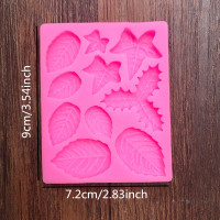 Small Leaves 10 different Molds
