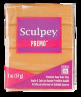 Amber Translucent Premo