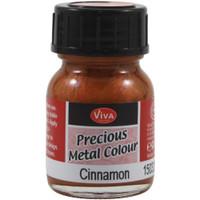 Precious Metal Colour Varnish Cinnamon