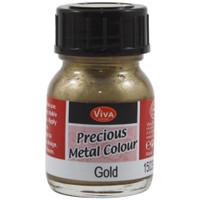 Precious Metal Colour Varnish - Gold