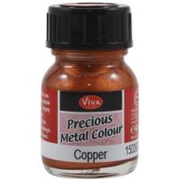 Precious Metal Colour Varnish - Copper