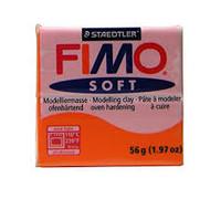 Fimo Soft Polymer Clay - Mandarin