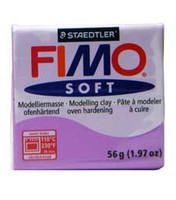 Fimo Soft Polymer Clay - Lavender