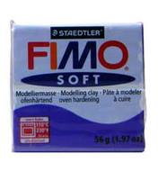 Fimo Soft Polymer Clay - Plum