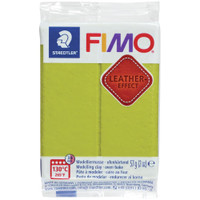 Fimo Leather Effect - Olive