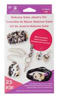 Sculpey Mokume Gane Jewelry Kit