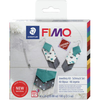 Fimo Leather Effect Kit - Jewelry
