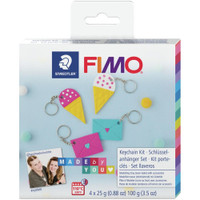 Fimo Made By You Kit - Keychain Kit