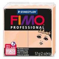 Fimo Professional Doll Art Polymer Clay - Opaque Cameo 2oz