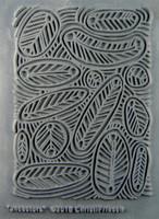 Slightly Blemished Christi Friesen Texture Stamp Ancestors
