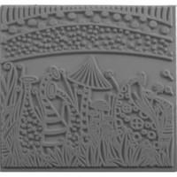 Cernit Texture Plate Nature