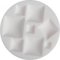 Cernit Silicone Mold - Square Cabochons