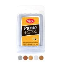 Pardo Professional Mica Clay - Platinum