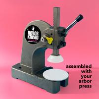 The NEVERknead Parts Kit | Convert Your Arbor Press