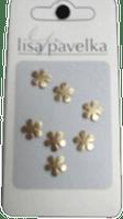 Flower Charms Lisa Pavelka