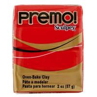 Premo! Sculpey® - Cadmium Red Hue