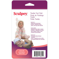 Sculpey Mold - Infant Doll