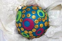Premo! Retro Ornament Tutorial Freebie