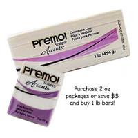 Premo! Sculpey® Accents - Pearl