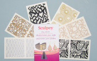 Sculpey Clay Decals