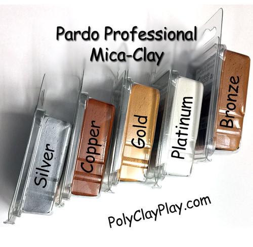 Pardo Professional Mica-Clay
