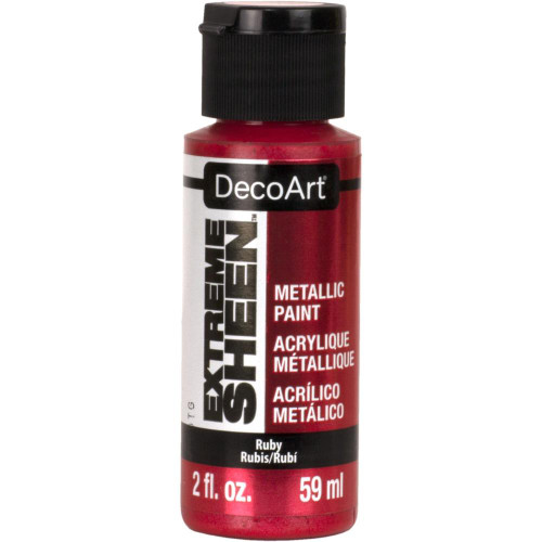 Extreme Sheen Paint 2 oz Ruby