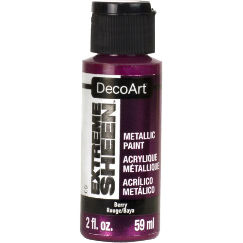 Extreme Sheen Paint 2 oz Berry