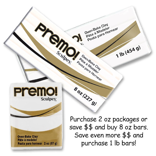 Premo! Sculpey® - White