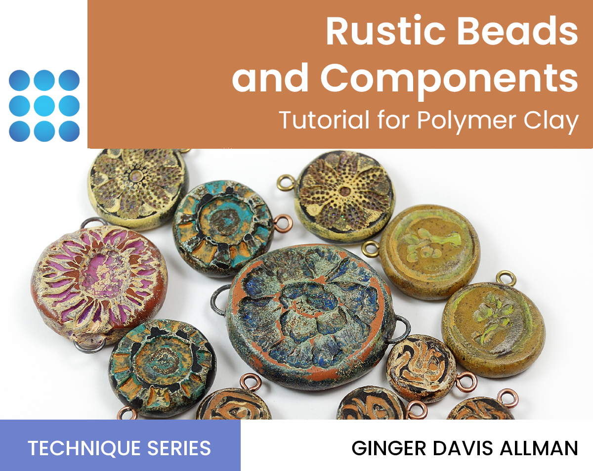 Rustic Beads and Components