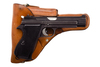 SIG Swiss Army P49 w/ holster - sn A166xxx