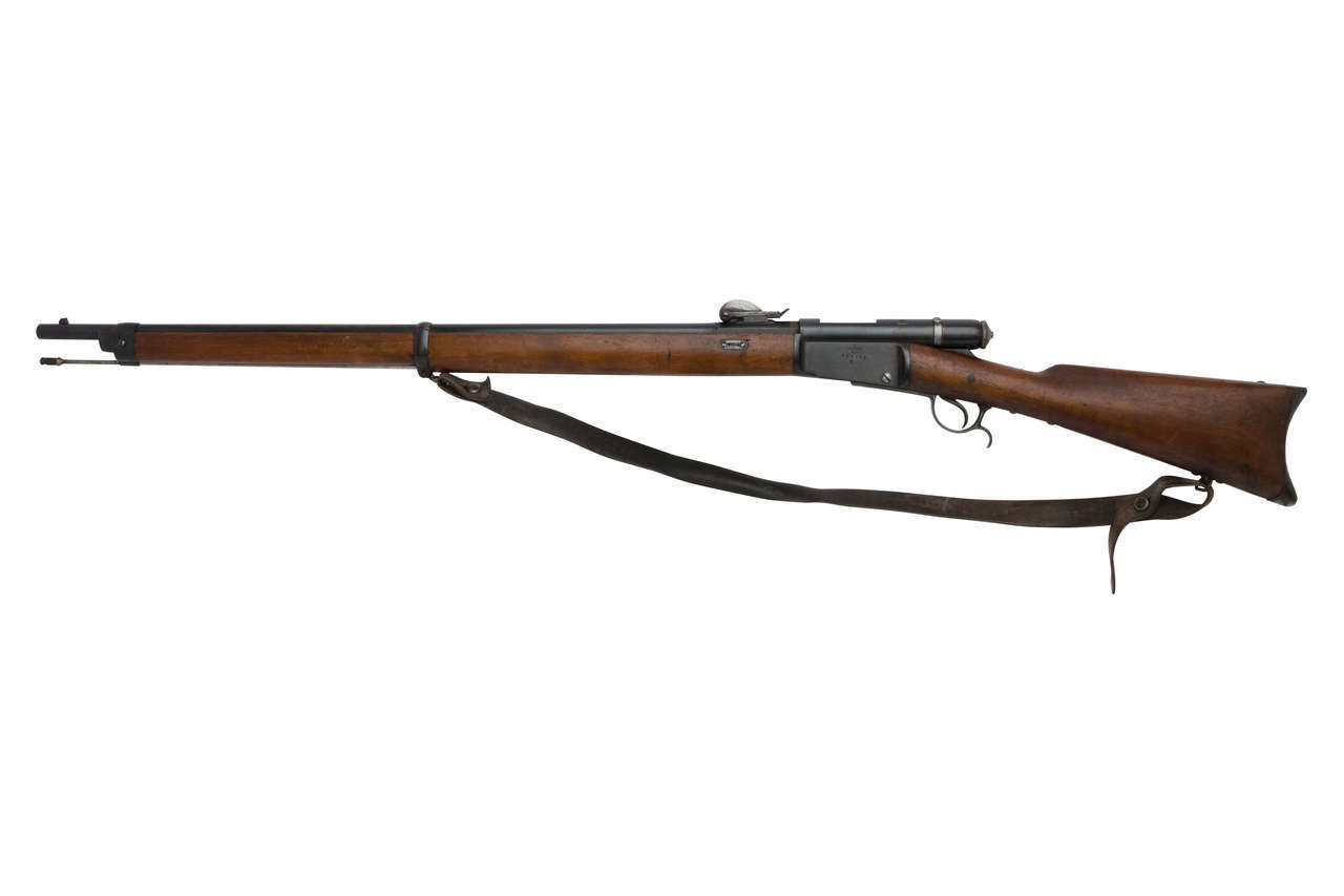 W+F Bern Vetterli 1878/81 w/ Bayonet - sn 174xxx