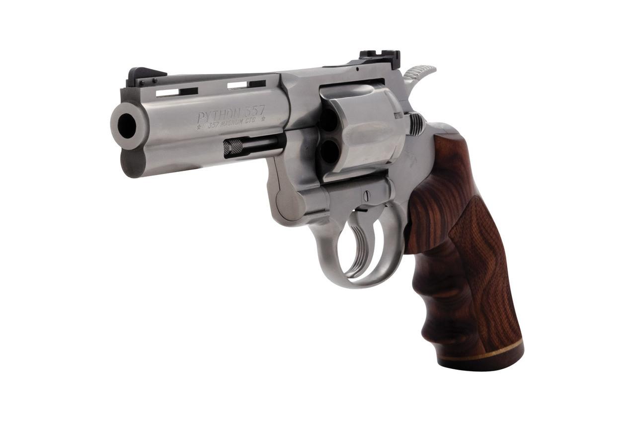 "Colt Python 4"" - 1983 - sn T16xxx"