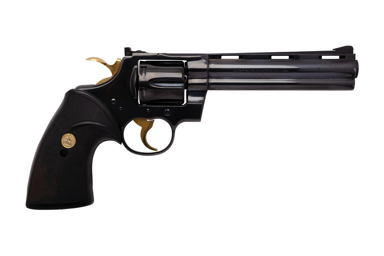 "Colt Python 6"" - 1984 - sn T27962"