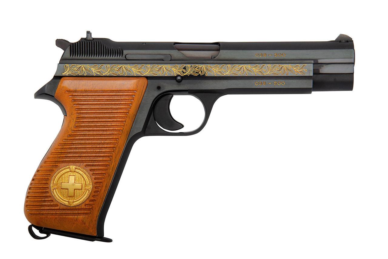 SIG P210 - P49 50 Year Anniversary - sn 038