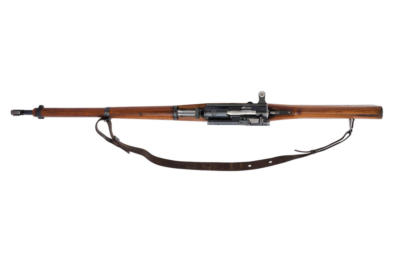 Swiss ZFK 31/42 Sniper Rifle - sn 450xxx