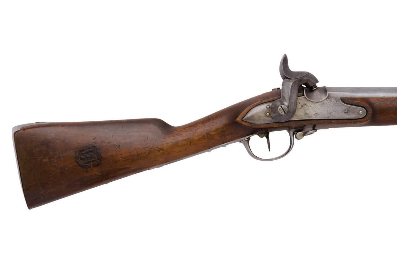 Swiss 1817/42 with Bayonet - sn 1xx