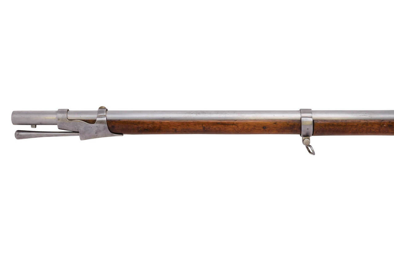 Swiss 1817/42 with Bayonet - sn 1xx