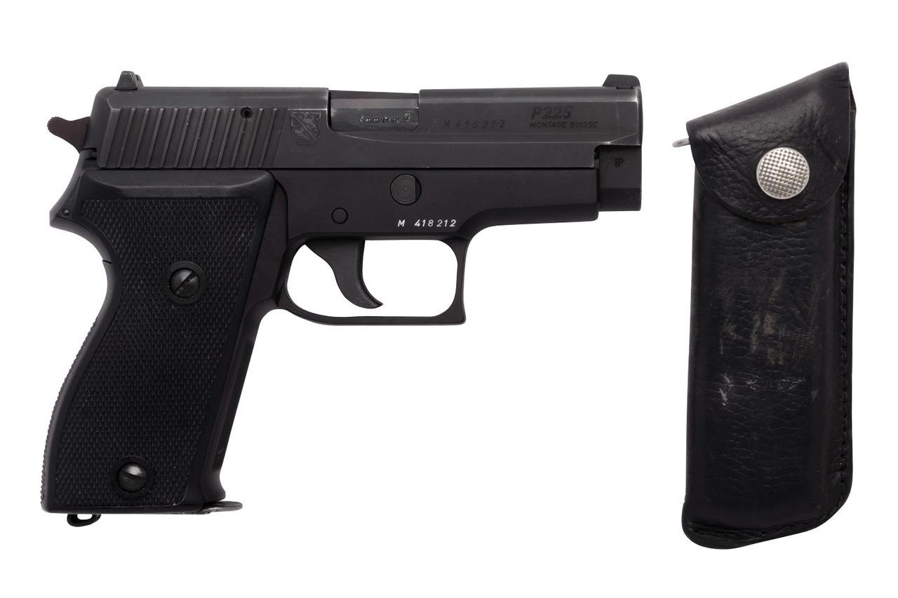 SIG Sauer P225 Stadtpolizei Winterthur - sn M418xxx