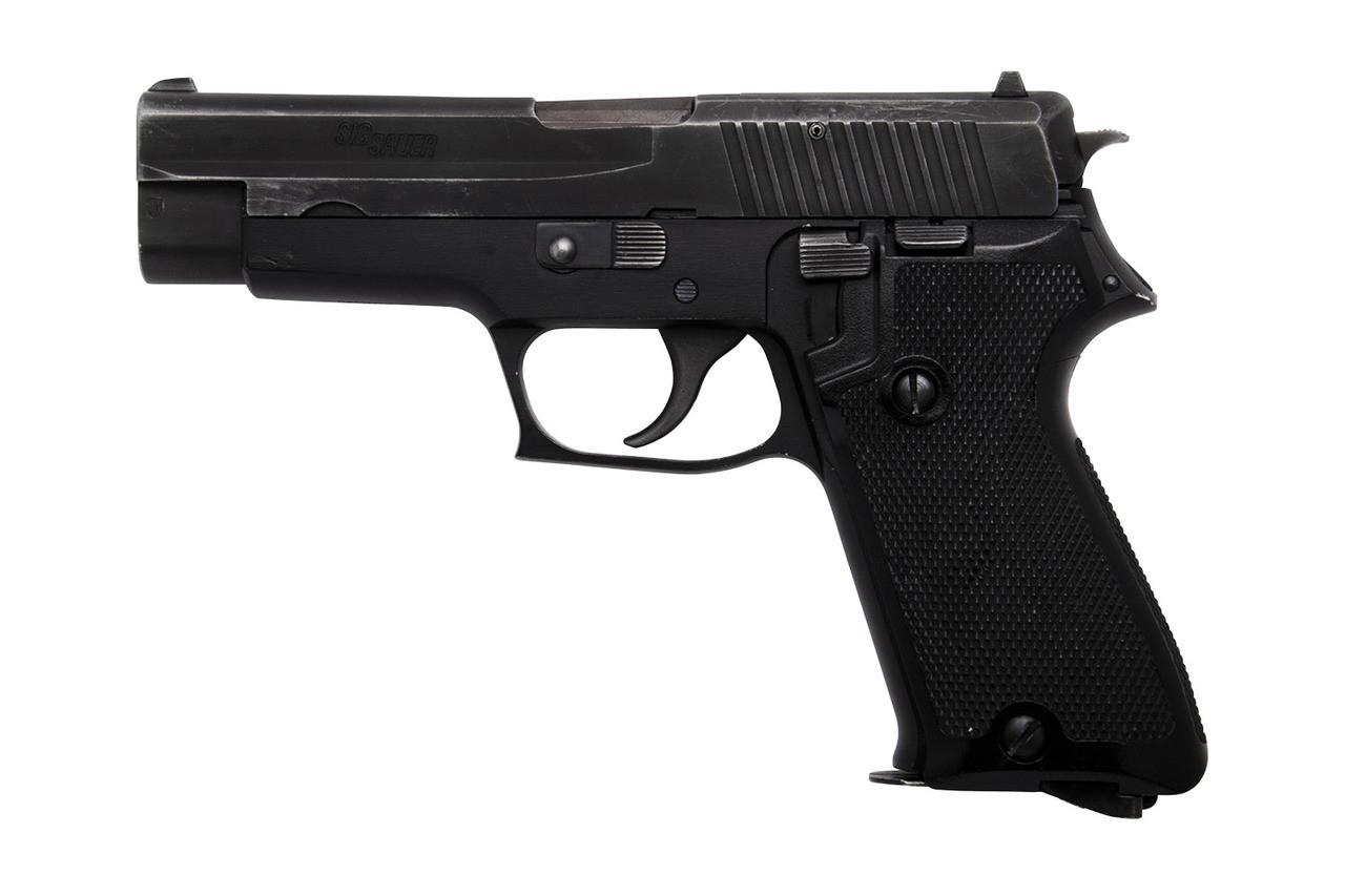 SIG P220 Geneva Police w/ Spare Mag - sn G132xxx