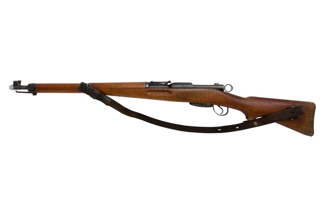 W+F Bern Swiss K31 w/ Bayonet - sn 679xxx