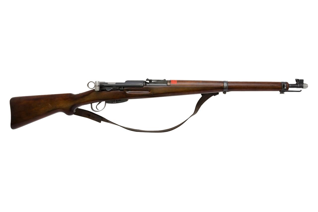 W+F Bern Swiss K31 w/ Bayonet - sn 5763xx