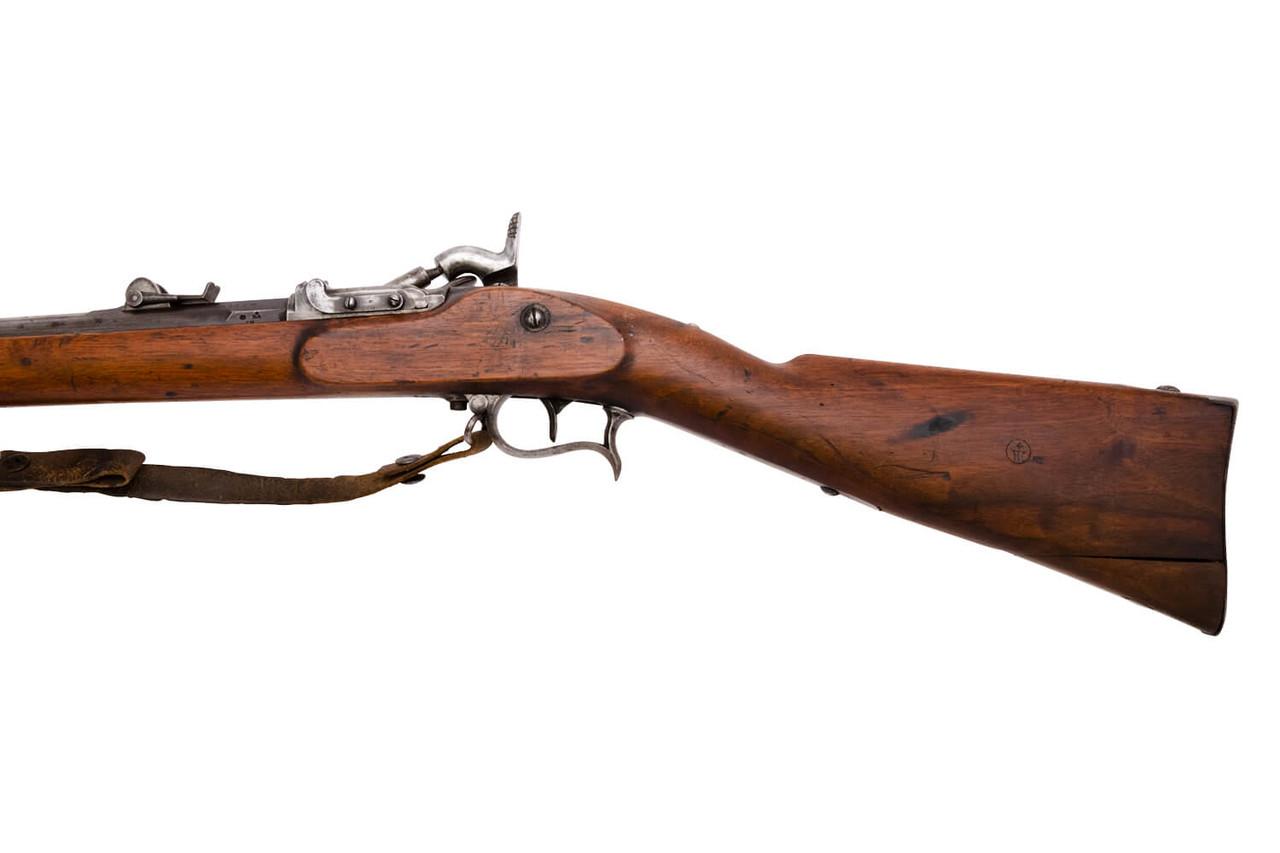 1863/67 Milbank-Amsler Infantry Rifle - sn 9xxx