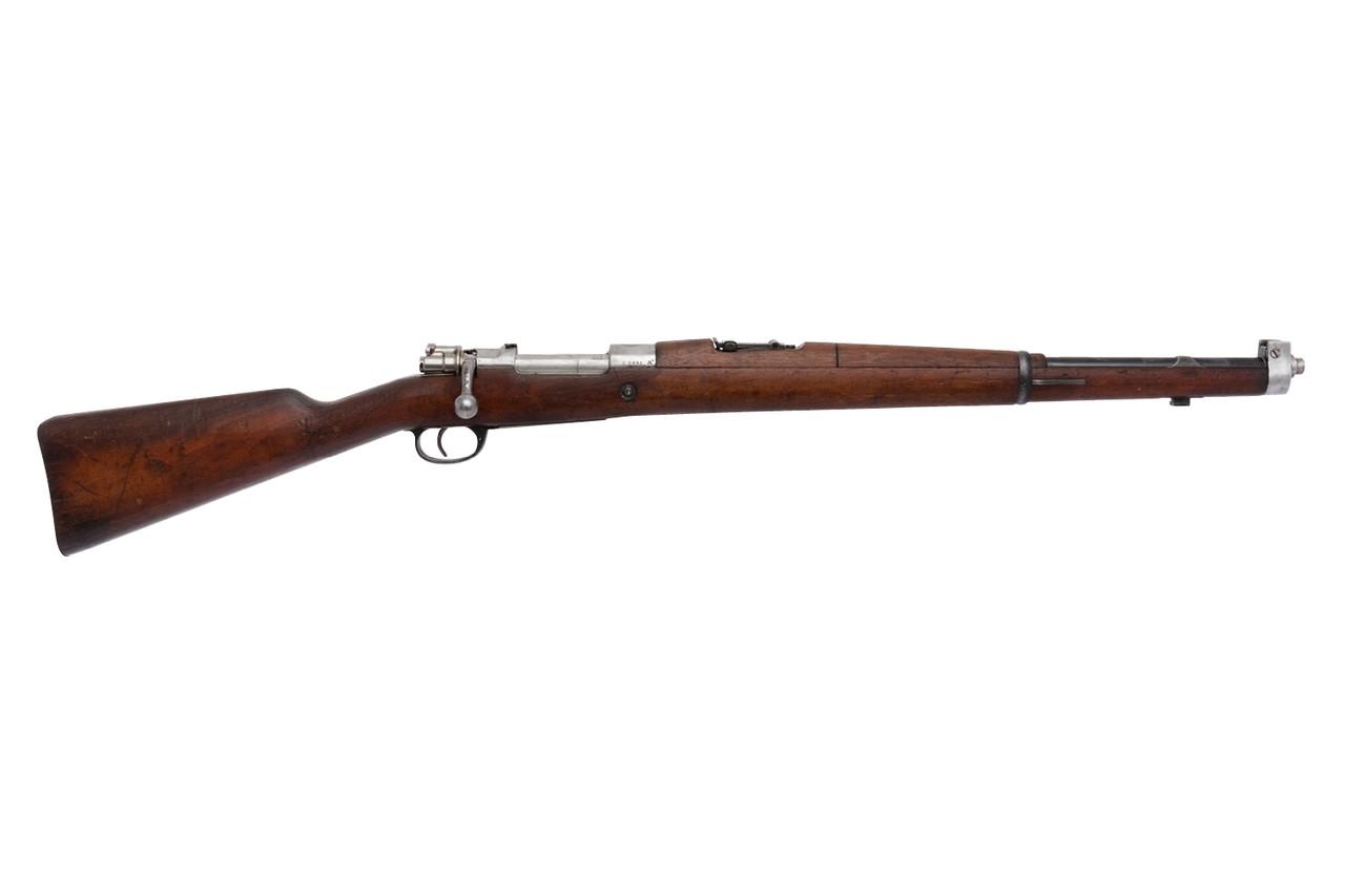 DWM Argentine Contract 1909 Mauser Cavalry Carbine - sn C0xxx