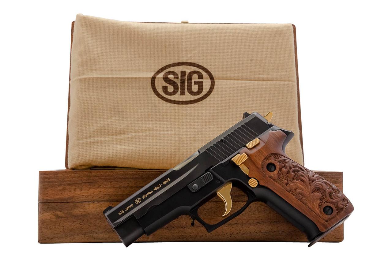 SIG P226 125 Year Commemorative - sn JP1xxx